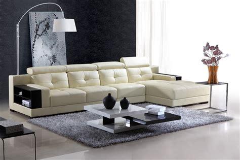salons canap駸 canape d angle cuir salon pantema canape