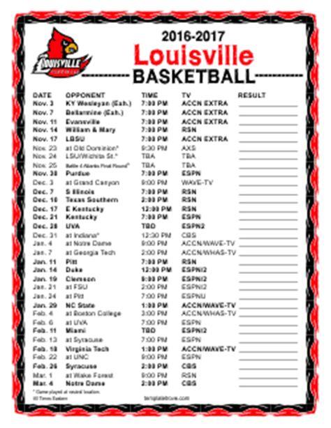 printable uk basketball schedule 2017 2016 state of michigan calendar calendar template 2016