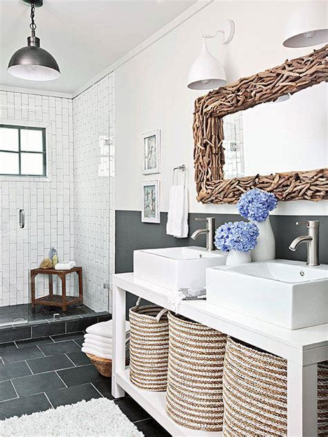 Neutral Color Bathroom Design Ideas   Better Homes & Gardens