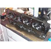 フォード・302エンジン の49L V8シリンダーヘッド