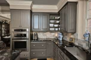 Classic traditional white kitchen as well grey and yellow kitchen with