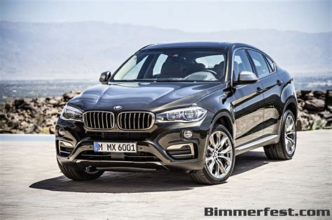 all new 2015 bmw x6