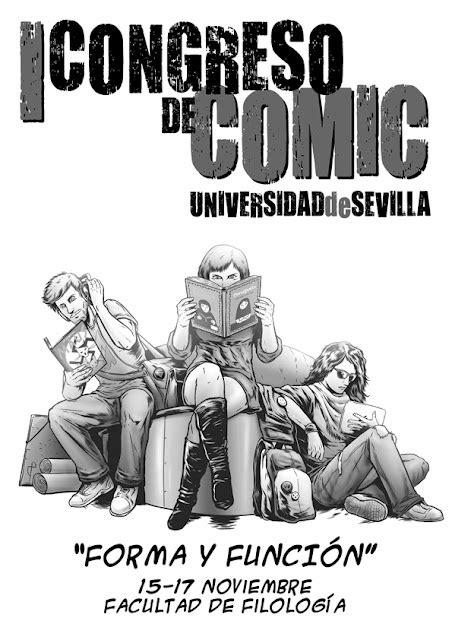 I CONGRESO DE COMIC DE LA UNIVERSIDAD DE SEVILLA - DIARIO