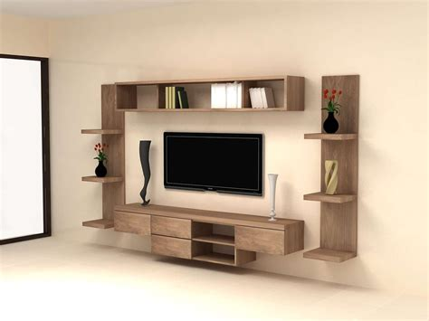 wall cabinet tv stand 20 inspirations of led tv cabinets