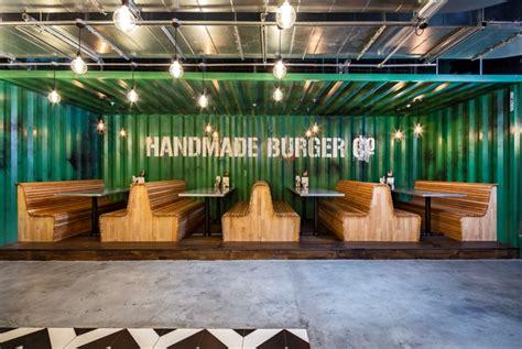 Handmade Burger Co Birmingham - handmade burger co restaurant by brown studio birmingham