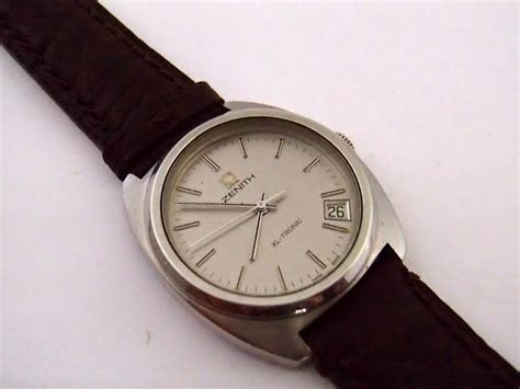 Ip29915 Set Vintage Mint Ry vintage zenith xl tronic rarest model big size