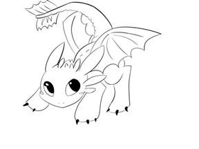 toothless coloring pages toothless coloring pages