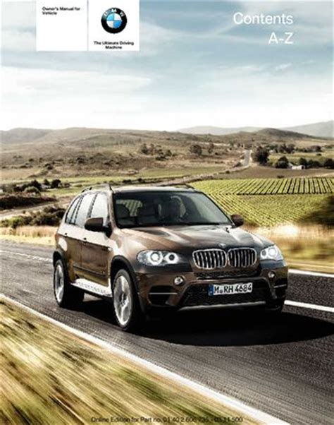 buy car manuals 2012 bmw x5 auto manual download 2012 bmw x5 xdrive50i owner s manual pdf 317 pages