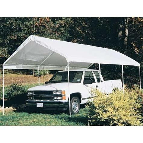 Cing Awnings by King Canopy 10 X 20 Ft Universal Canopy Carport
