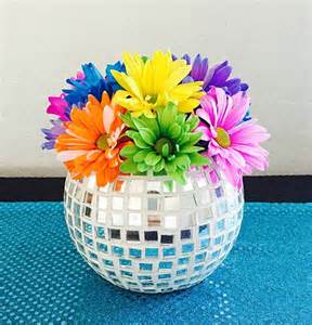 disco centerpieces best 25 disco ideas on 70s