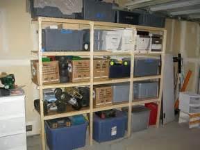 Garage Organization Shelves Garage Storage Shelves Plans Decor Ideasdecor Ideas