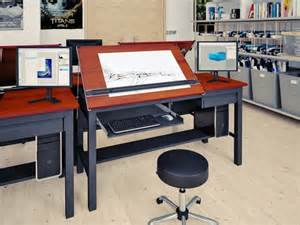 Computer And Drawing Desk Freedom Drafting Table Frdt Versatables