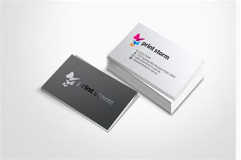 spot uv business card template on the spot business cards sydney choice image card