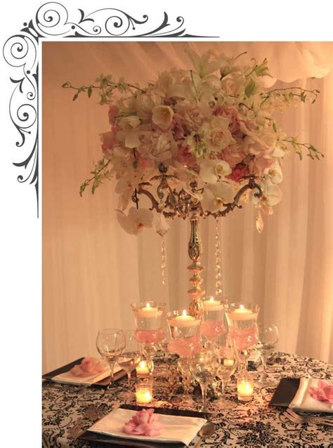 wedding reception details photos wedding blush chagne