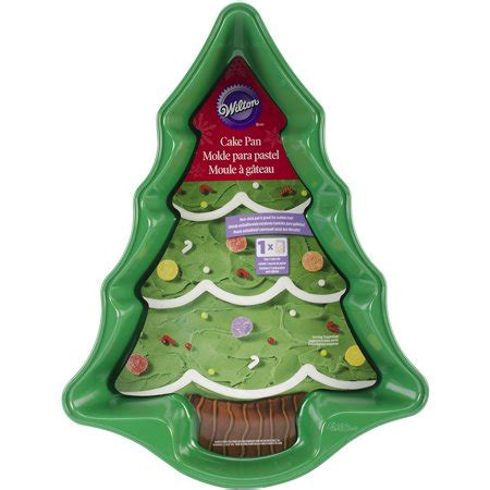 set of 3 novelty christmas cake tins novelty cake pan tree 13 75 quot x 10 25 quot x 2 quot walmart