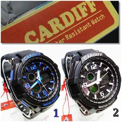 Special Jam Tangan Wanita Cewek Fortuner P Shock Dual Time Rubber Wh jam tangan cardiff 8072 original water resistant 30