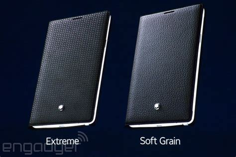 Samsung Note 5 Montblanc montblanc to offer high end galaxy note 4 styluses and
