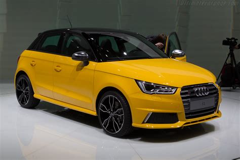Audi S1 2014 Geneva International Motor Show