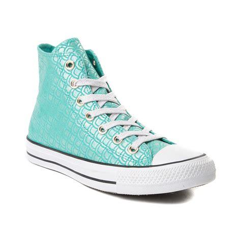 Converse All converse chuck all hi mermaid sneaker blue