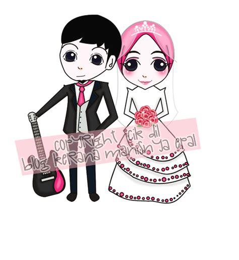 doodle intan kerana manisnya epal lagi tempahan doodles wedding