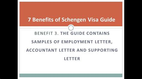 Employment Letter Schengen Visa Schengen Visa Guide Avoid Your Schengen Visa Rejection