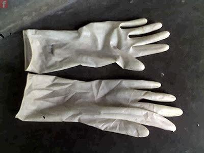 Berapa Sarung Tangan Plastik perlengkapan ternak semut rangrang flodesta