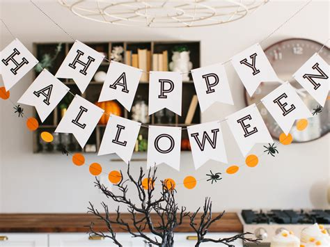 11 awesome and spooky halloween party ideas