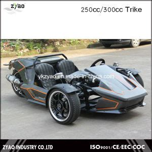 four wheel cer for sale china 300cc ztr trike tricycle 24hp trike roadster 3