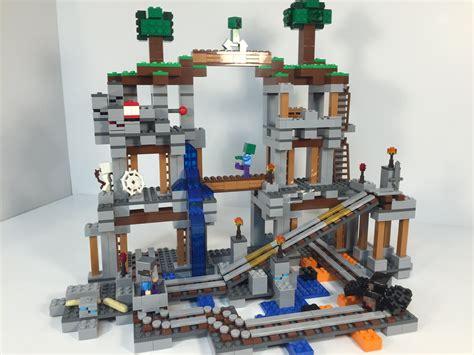 Lego 21118 Minecraft The Mine lego minecraft 21118 the mine do you to like minecraft