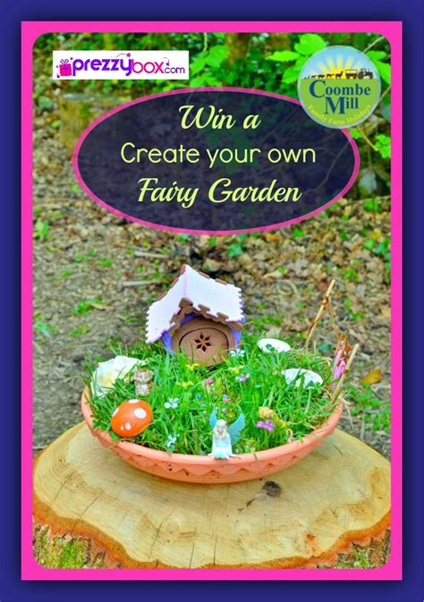 create a magical indoor fairy garden coombe mill