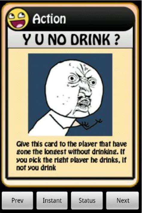 image  chan drinking game cards   meme