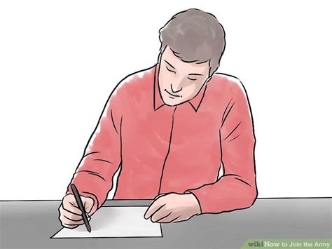 Canadian Army Criminal Record 4 Ways To Join The Army Wikihow