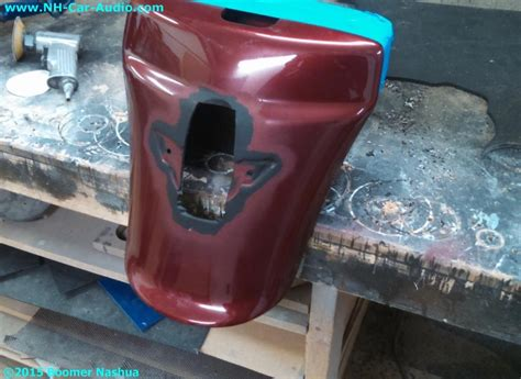 corvette urn custom install boomer nashua mobile electronics