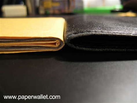 How To Fold A Paper Wallet - paper wallet