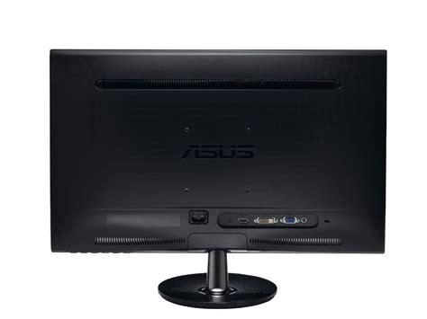 Asus Vp247h Monitor Led 23 6 Inch asus vs248h p 24 inch hd 1920x1080 monitor lummyshop