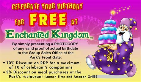 enchanted kingdom website 2016 promos enchanted kingdom
