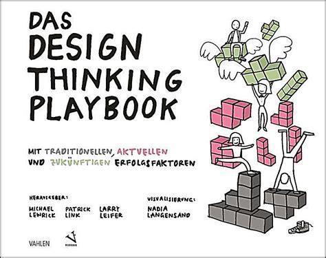 design thinking playbook das design thinking playbook buch portofrei bei weltbild ch