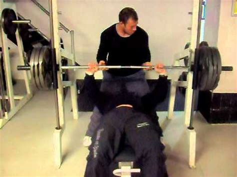 bench press torn pec pec tear on bench press not for the faint hearted youtube