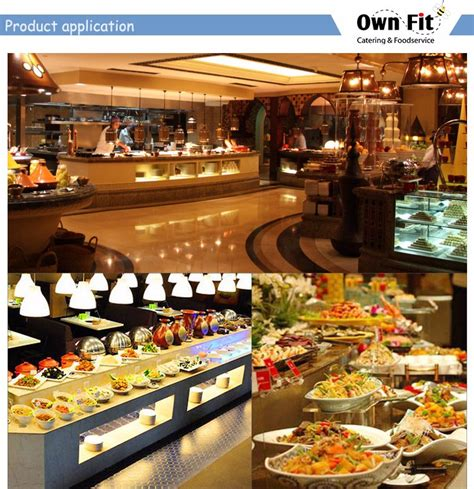customized restaurant buffet equipment in china electric