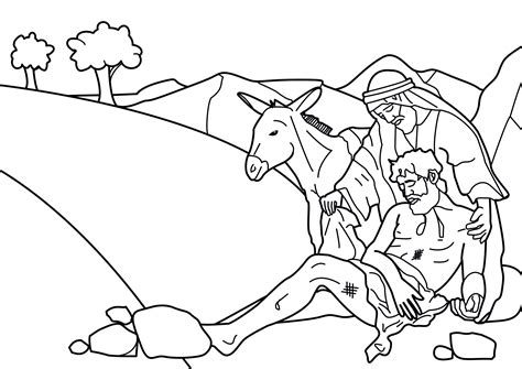 el hijo prodigo para colorear jesus tree symbols bible readings and colouring pages
