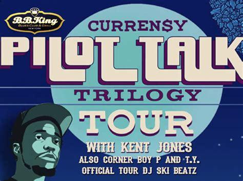 Curren King Power curren y s pilot talk trilogy b b king blues club grill