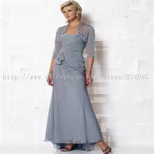 Mother of the bride dresses plus size a line chiffon mother of the