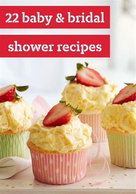great bridal shower recipes baby bridal shower recipes these recipes are ideal