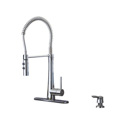 designer faucets kitchen kitchen 1 handle pre rinse kitchen faucet modern kitchen