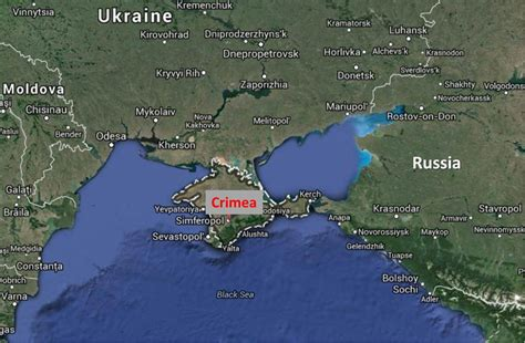 russia google russian pressure forces google to return crimea names