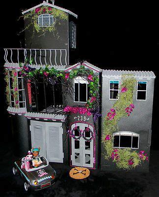monster high doll house ebay 1000 ideas about monster high dollhouse on pinterest