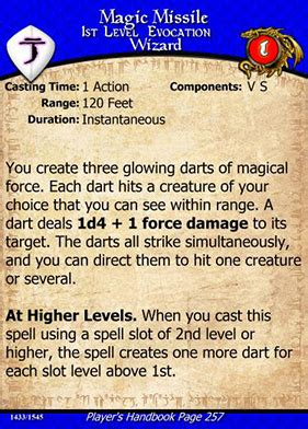 5d spell card template homebrew spell cards for d d 5e using magic set editor mse