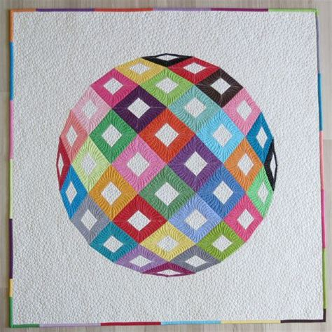 modern wall hanging quilt pattern contemporary geometric