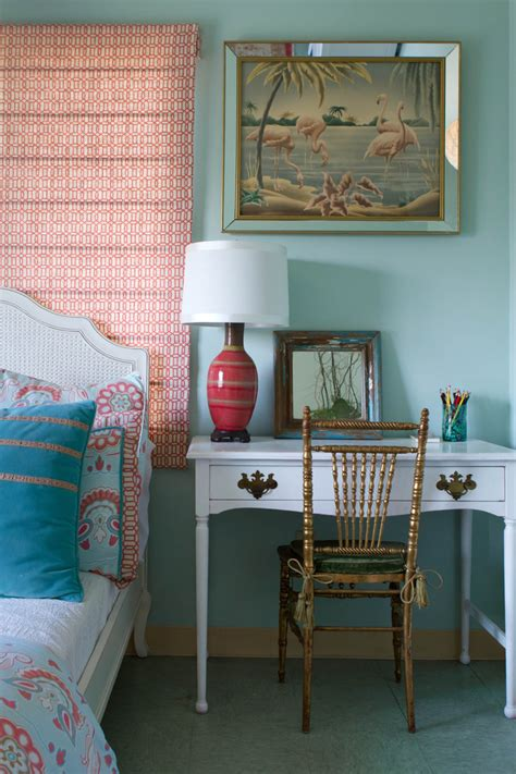 desk in bedroom d 233 cor 101 how to mix and match patterns the right way