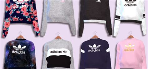 descargassims adidas sweaters sweet sims  finds